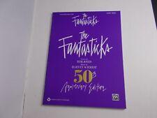 * The Fantasticks - Broadway- Songbook -Tom Jones-5Oth Anniversaryalfred Music