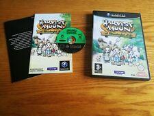 Harvest Moon Gamecube Perfetta Edizione Italiana Completa Disco a Specchio