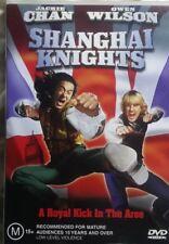 Shanghai Knights DVD - Jackie Chan Martial Arts