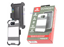 Original Pelican Voyager Case Cover & Holster Belt Clip For Samsung Galaxy S7