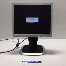 """HP Compaq LA1951G L1950G Stand Monitor 19"""" LCD DVI VGA Display Screen - REF M17"""