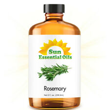 Best Rosemary Essential Oil 100% Purely Natural Therapeutic Grade 8oz