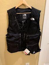 North Face Mens Powder Guide Vest TNF Black XL Steep Series