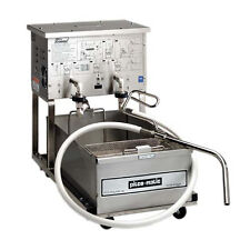 Pitco RP14 Portable Fryer Filter 55 lb. Capacity w/ Reversible Pump