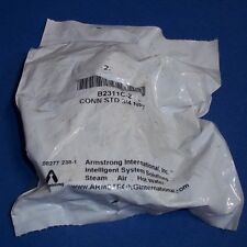 "ARMSTRONG INTERNATIONAL INC.3/4"" NPT STAINLESS STEEL CONNECTOR, B2311C-2 *NEW*"