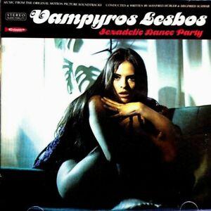 Vampyros Lesbos - Sexadelic Dance Party  - CD, VG