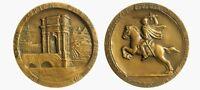 s738_6) Medaglia Fondazione di Ancona MORELLI 1955 S.JOHNSON Ø = 60