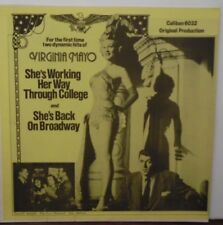 Virginia Mayo She's working her way through College & She's back on Br 042918LLE