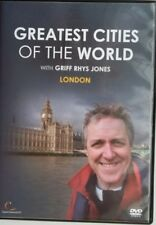 DVD Greatest Cities of the World with Griff Rhys Jones - London