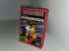 PAL CBS VERSION DONKEY KONG GAME CIB FOR ATARI 2600 NEVER USED(NOT FOR USA) E47