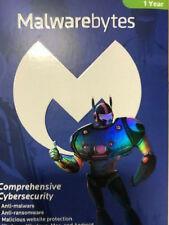 Malwarebytes Anti-Malware Premium 3.8 - 3 PC / 1-Year NEW! (Latest Version)