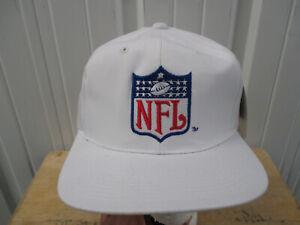 VINTAGE SPORTS SPECIALIZED PRO-LINE NFL LOGO SEWN SNAPBACK HAT CAP 90s NWT
