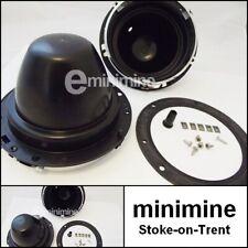 "Classic Mini 7"" Headlamp Bowl Kit Plastic PAIR S5400 bucket headlight austin"
