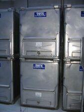 Hoover Universal Stainless Steel Tote Bulk Handling System 42cu.ft. Cap.
