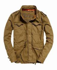 Camisa Para Hombre Chaqueta Blazer de campo XL color pantano RRP £ 84.99