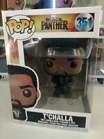 Marvel Black Panther T'Challa Black Robe Funko POP!