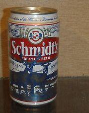 Alum Schmidts Deer Pull Tab Beer Can Bottom Opened Heileman Lacrosse Wisconsin