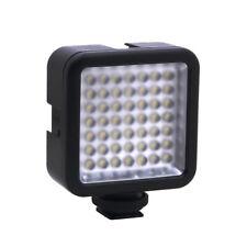 49 LED Studio Camera Video DV Camcorder Hot Shoe Light for DSLR