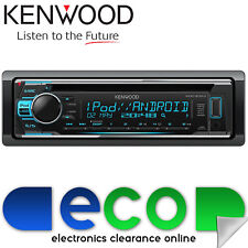 Kenwood KDC-210Ui - CD MP3 USB AUX Android iPhone iipod Voiture Stéréo Radio Player