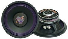 Pyramid Wh88 8-Inch 250 Watt High Power Paper Cone 8 Ohm Subwoofer