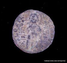 Ancient Italian Medieval Silver Coin Venezia, Antonio Veniero 1382-1400 Ad.