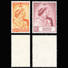 Multiple Northern Rhodesian Stamps (Pre-1964)