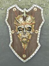 1/6 scale toy Soldier Strange - Engraved Shield w/Demonic Skull Design