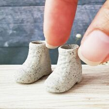 2x Ceramic Vase Jar Pot Dollhouse Miniatures Fairy Garden Flower Supply Booth