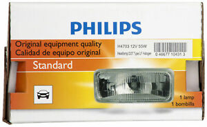 Philips H4703 Standard Halogen Sealed Beam Headlamp, 1-Pack H4703C1