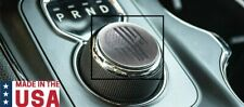 Dial Shift Knob Trim w/ Skull Punisher Logo for 2015+ Dodge Vehicles