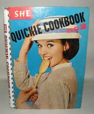 Quickie Cookbook No'2 ( She) -  Ebury Press, 1964, HB Cookery