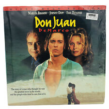Don Juan DeMarco Laserdisc