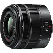Panasonic Lumix G Vario 14-42mm F/3.5-5.6 II Mega OIS Lens for Micro 4 3rds New