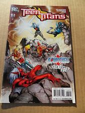 Teen Titans  63  . DC . 2008 - VF