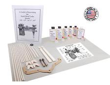 "South Bend Lathe Model 13"" ● Full Rebuild Package ● Manual, Felts, Oil, Grease!"