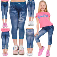 Kids Ultra-Warm Soft Cotton Leggings with Fur Lining 3-4 yrs Limited Stocks