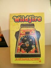 +++ELECTRONIC FLIPPER WILDFIRE+++