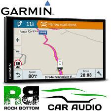 """GARMIN CAMPER 770LMT-D 6.95"""" Bluetooth Motorhome GPS Sat Nav Camper Warnings"""