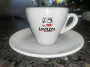 LAVAZZA Espresso coffee One cup and One Saucer