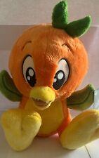 Disney Parks Florida Orange Bird Big Feet 10in Plush ORANGE SCENTED New with Tag