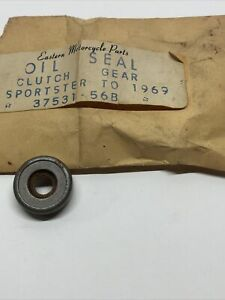 Eastern Parts Replaces Harley Davidson Clutch Gear Oil Seal OEM 37531-56B