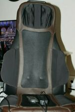 Brookstone Massage 1 Chair/Seat Topper for Neck and Back