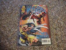 Wolverine #103 (July 1996) Marvel Comics Vf/Nm