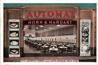 NYC Horn & Hardart Automat Cafeteria Lumitone Coffee Machine Rare 1941 NY  ct5