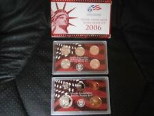2006 United States US Mint 10 pc Silver Proof Set SKU1467