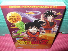 DRAGONBALL Z - DRAGON BALL Z - VOL.2 - 2 DVD -  NUEVO