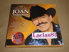 Joan Sebastian Lo Esencial 2013 Sony 3 Cds 1 Dvd Mexico