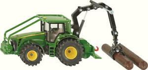 SIKU FARMER 1:50 IN METALLO - JOHN DEERE 8430 TRATTORE FORESTALE  ART 1974