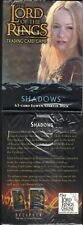 LOTR TCG Eowyn Starter Deck Box Shadows Sealed Lord of the Rings Starter Box