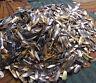 50PCS wholesale Fishing Fish Spoon Lure No hook baits 2g~20g